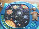ET The Extra Terrestrial Elecrtonic Planet Game
